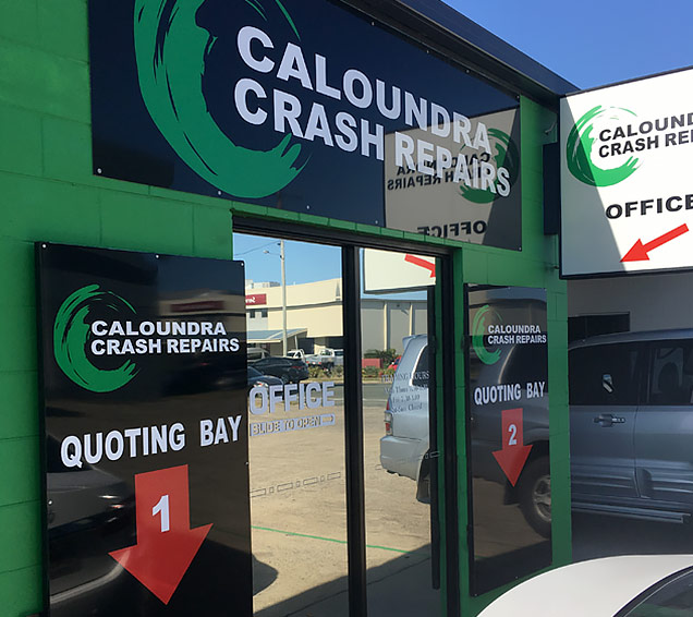Caloundra Crash Repairs, Sunshine Coast